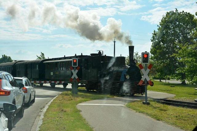 Saisonstart der Kandertalbahn ist am 13. Juni