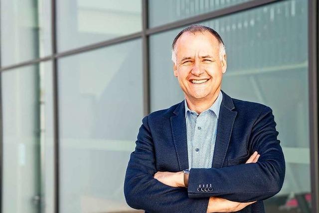 Thomas Breig ist einziger Kandidat bei der Bürgermeisterwahl in Ehrenkirchen