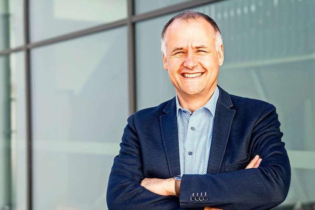 Kandidiert für die vierte Amtszeit: Thomas Breig    Foto: michael voegele