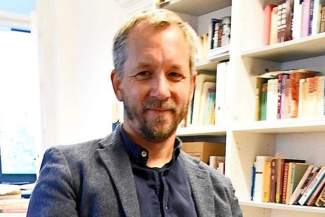 Wie ein in Teningen lebender Sinologieprofessor zu seinem Buchthema fand