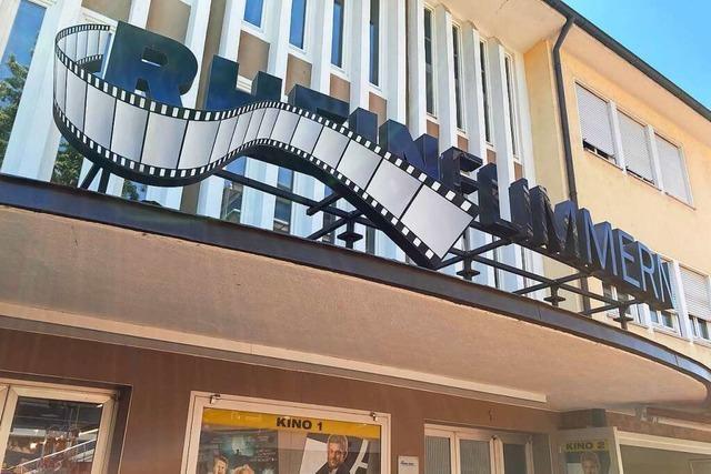 Das Kino in Rheinfelden wartet auf neue Filme