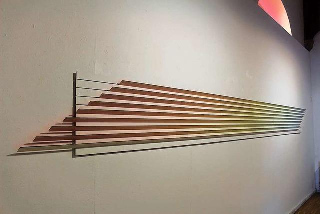 Kunstverein Kirchzarten zeigt Werke von Evgenij Gottfried