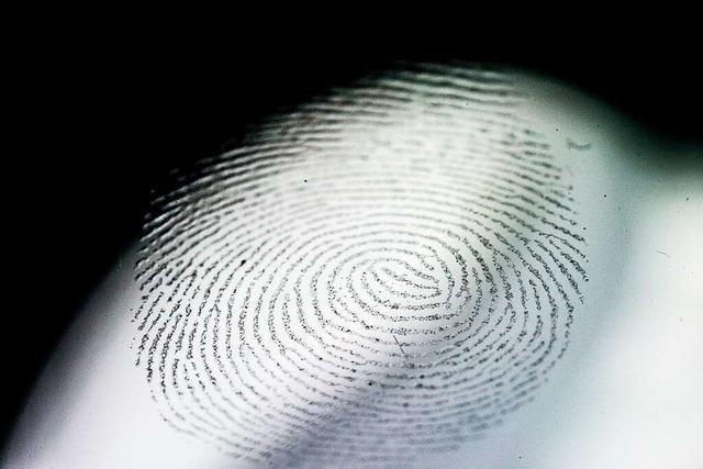 Fingerabdruck überführt 16-jährigen Einbrecher