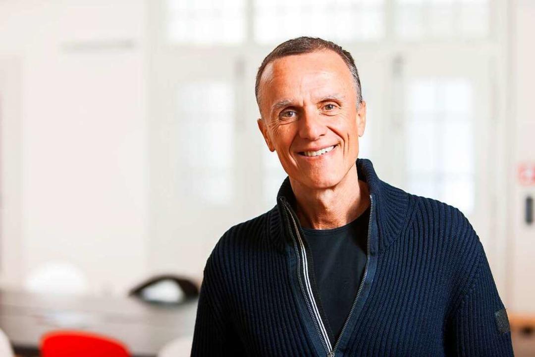 Rudolf Plüddemann setzt auf den Stando...gruppe in ein Fitness-Loft investiert.    Foto: Privat