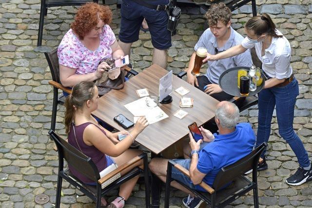 Freiburgs Gastronomen sehnen den Montag herbei