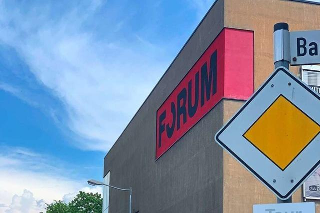 Nicht alle Kinos starten am 1. Juli – Forum-Kinos legen am 8. Juli los