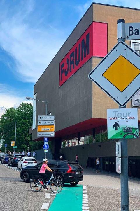 Die Forum-Kinos wollen erst am 8. Juli wieder öffnen.  | Foto: Helmut Seller