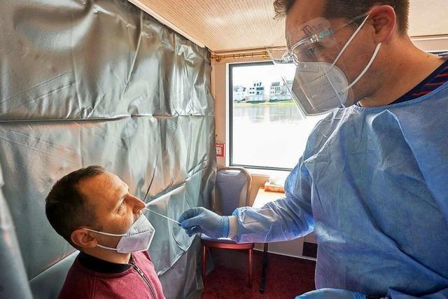 Teststäbchen dürfen nur noch für maximal zwei Nasen benutzt werden