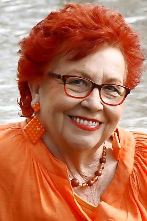 1. Preis Sparte Lyrik: Andrée Steinmetz-Meichel    Foto: privat