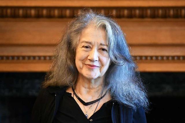 Sprühender Vulkan: Zum 80. Geburtstag der Pianistin Martha Argerich
