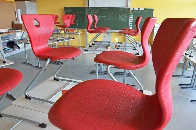 Präsenzunterricht gibt's in Weil am Rhein noch nicht für alle