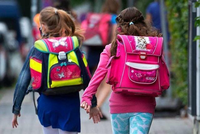 Grundschulen in Südbaden gehen am Montag wieder zum Präsenzunterricht über