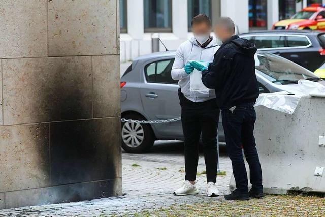Brandanschlag auf Synagoge in Ulm – Staatsschutz ermittelt