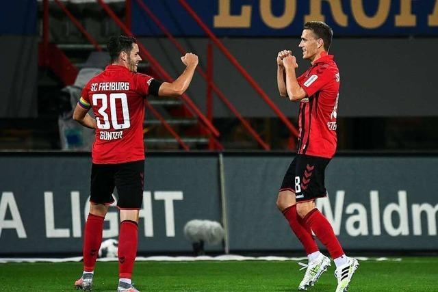 SC-Stürmer Petersen findet EM-Nominierung von Kumpel Günter hochverdient