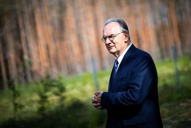 Ministerpräsident Haseloff will die Kenia-Koalition in Sachsen-Anhalt fortsetzen
