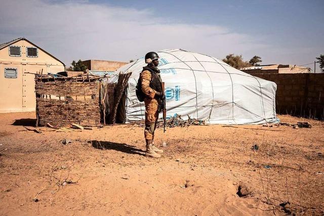 Mehr als 100 Tote bei Überfall in Burkina Faso – drei Tage Staatstrauer