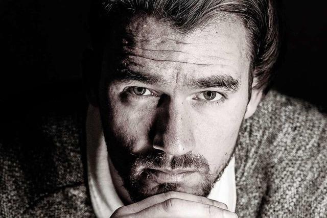 Der Fotograf Benjamin Stebner entdeckt Lörrach in Schwarz-Weiß