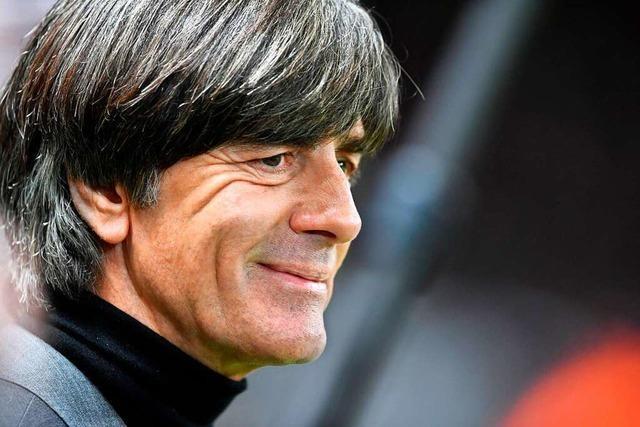 Joachim Löw sehnt sich nach einem würdigen Abschluss seiner Karriere als Bundestrainer