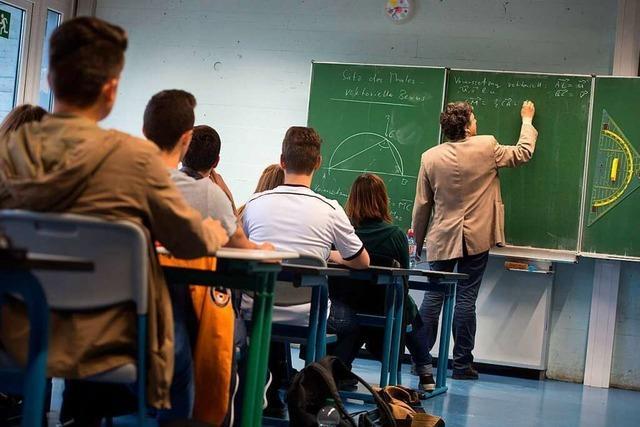 Ab Montag ist im Landkreis Lörrach wieder Präsenzunterricht