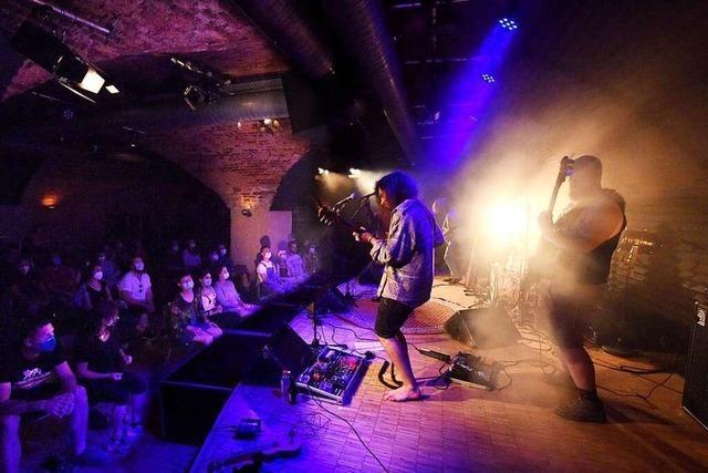 Endlich wieder live: So war das Konzert-Comeback im Jazzhaus Freiburg