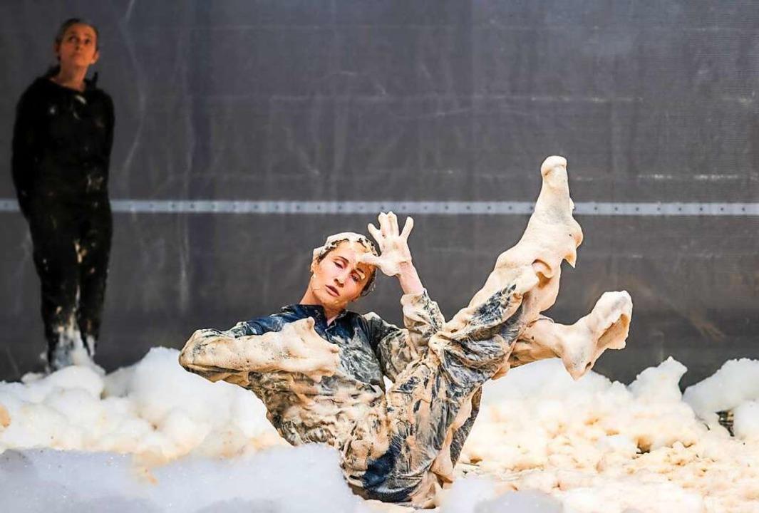 Aus Matthias Kaschigs Schauspielerthea...ystem zur gefährlichen Staatsgegnerin.  | Foto: Minz & Kunst Photography