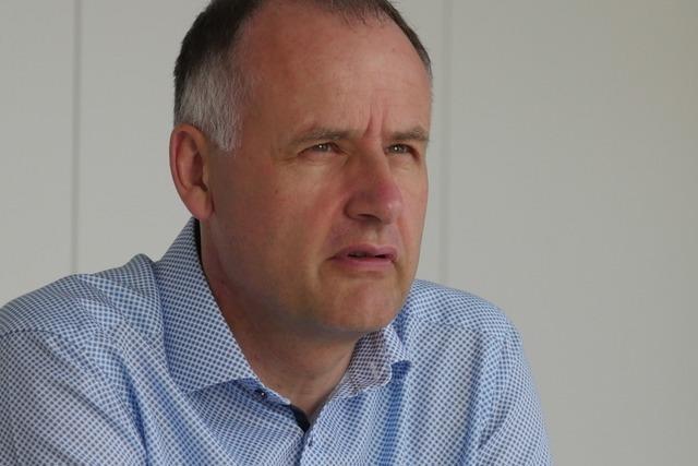 Thomas Breig bleibt Bürgermeister von Ehrenkirchen
