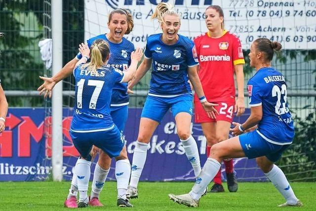 Sand hält die Klasse, Freiburg geht mit 5:0-Sieg in die Sommerpause