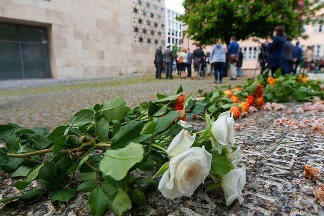 Brandsatz gegen Synagoge – Kretschmann sieht