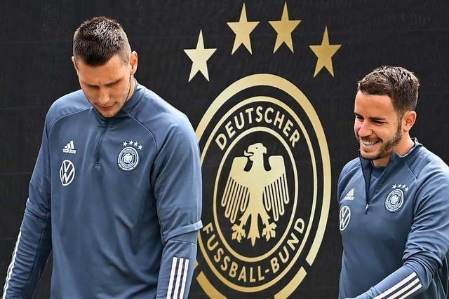 Christian Günter fühlt sich in der Nationalmannschaft pudelwohl