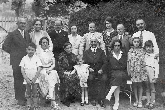 Neues Buch zeichnet das Schicksal der jüdischen Familie Bloch aus Sulzburg nach
