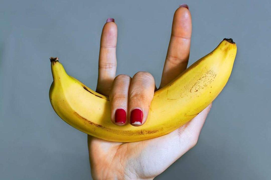 Eine Banane am Morgen vertreibt Kummer und Sorgen  | Foto: photocase.de/esmaqe