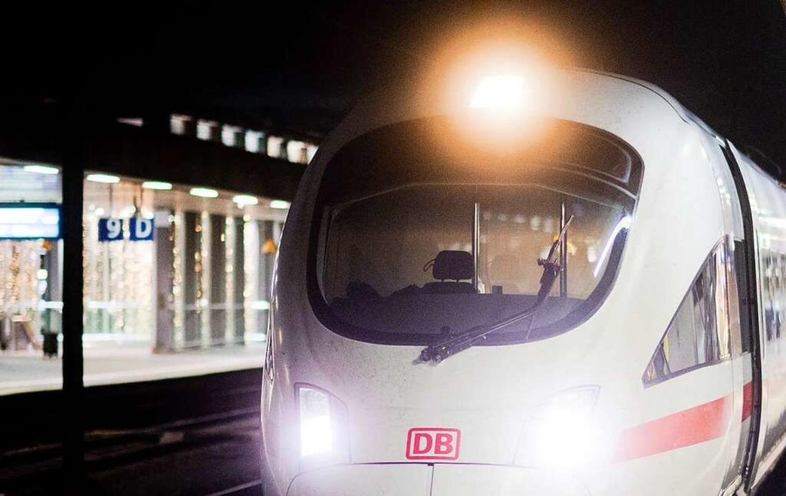 Kunden der Deutschen Bahn müssen sich auf Streik einstellen.    Foto: Julian Stratenschulte (dpa)