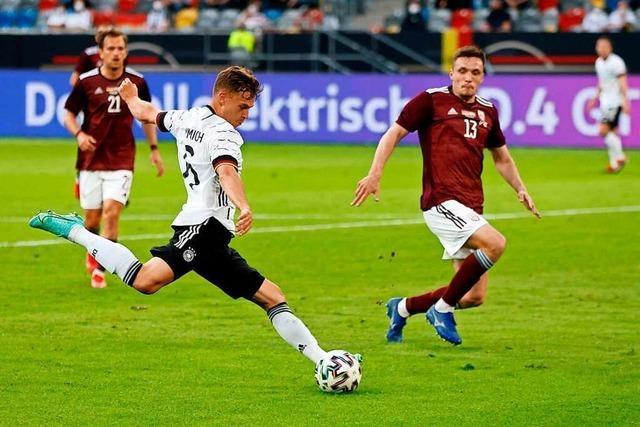 Nach dem Sieg gegen Lettland: Das Gerüst der DFB-Elf steht
