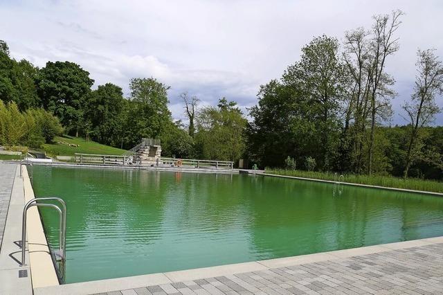 Murger Freibad öffnet am Samstag