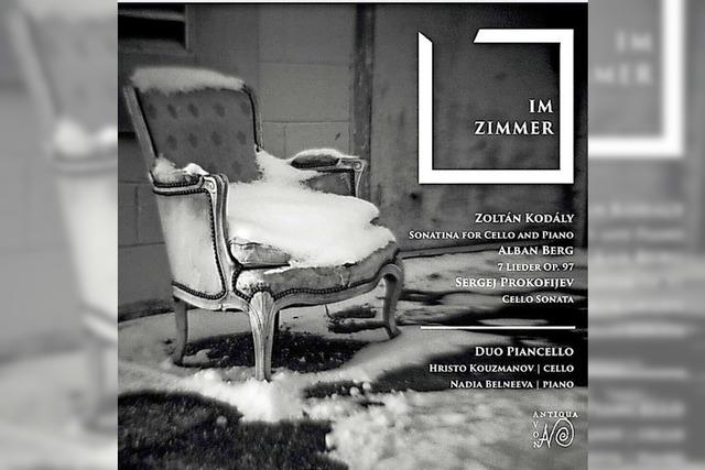 REGIO-CD: Musikalische Achtsamkeit