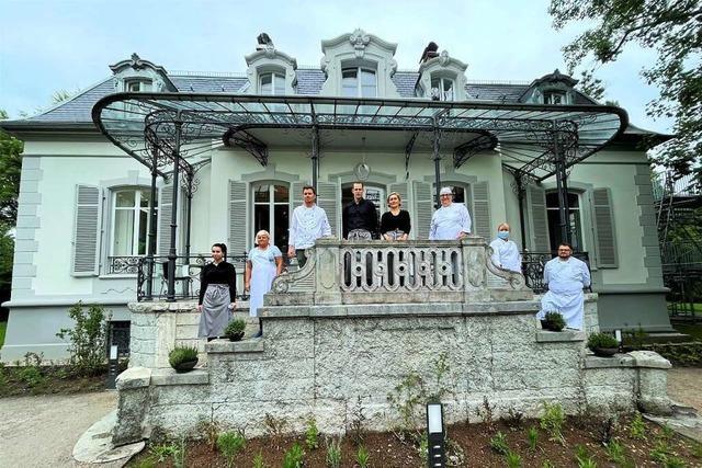 Die Villa Aichele in Lörrach ist wiedereröffnet