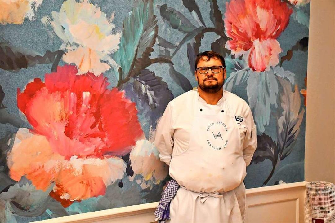 Küchenchef Martin Lehmann  | Foto: Barbara Ruda