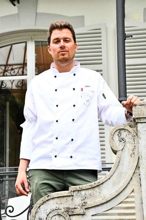 Christoph Wilke, Geschäftsführer der bbv Gastro  | Foto: Barbara Ruda