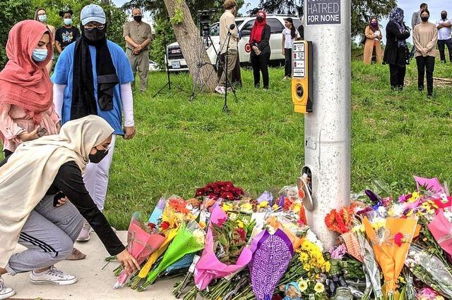 Muslime aus Hass getötet