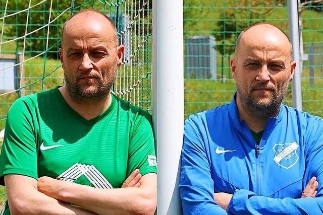 Harald Wittke führt ein fußballerisches Doppelleben