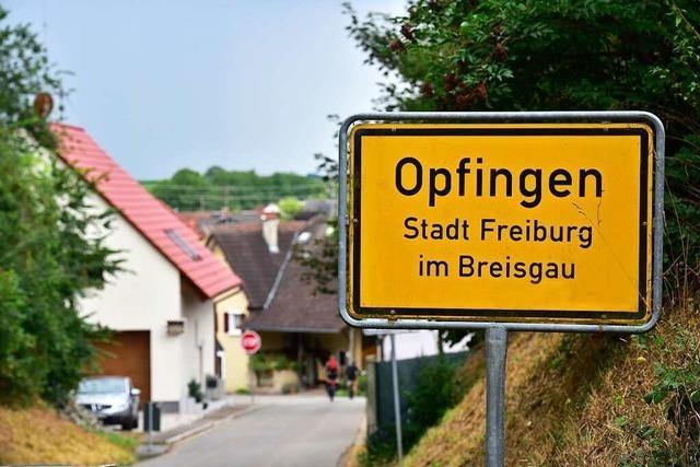 Räte von Freiburg-Opfingen hätten Schule gerne schneller am neuen Standort