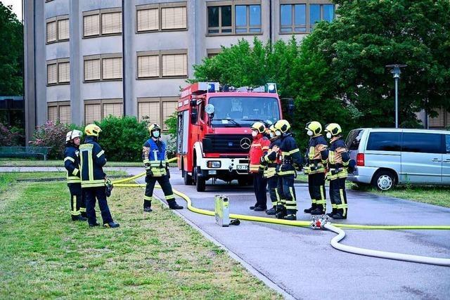 Feuerwehren am Hochrhein dürfen wieder ausbilden