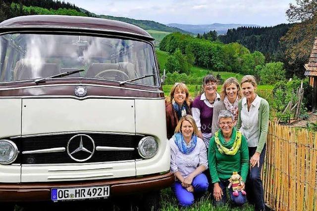 Kochdoku macht fünf Landfrauen aus der Ortenau plötzlich berühmt