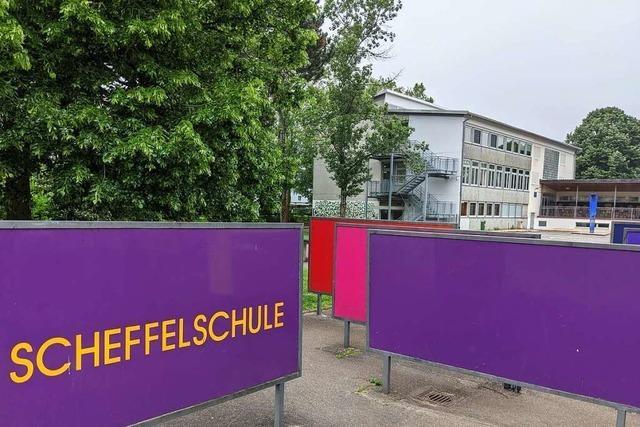 Die Scheffelschule in Rheinfelden-Herten soll ausgebaut werden