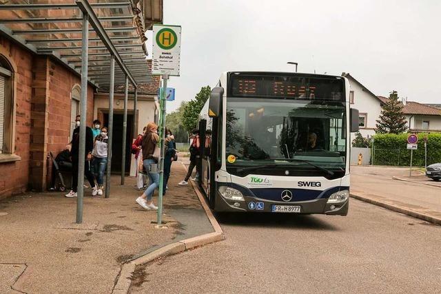 Mahlberger Gemeinderat stimmt für barrierefreien Umbau am Bahnhof Orschweier