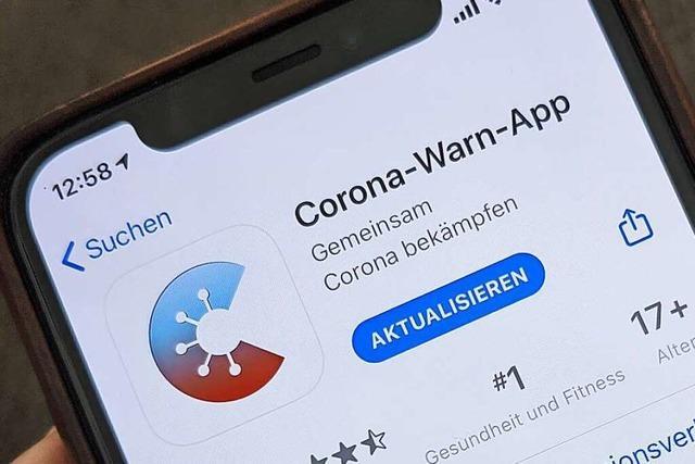 Die Corona-Warn-App zeigt jetzt auch den digitalen Impfnachweis an