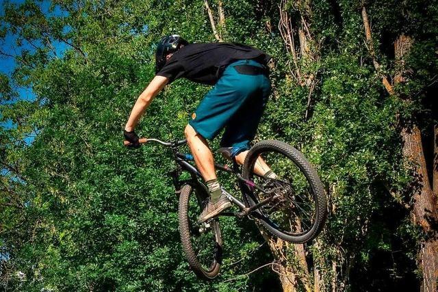 Immer wieder Beschwerden über Biker und Skater auf dem Marktplatz in Merzhausen