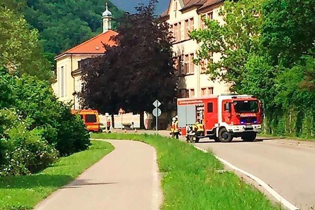 Brandmeldeanlage des St. Josefshaus ruft Rettungskräfte auf den Plan
