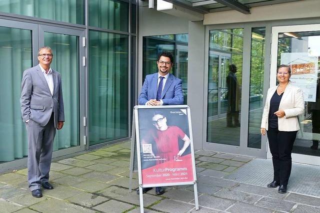 Kulturamtsleiter Dario Rago will Rheinfelder Kunstszene fördern