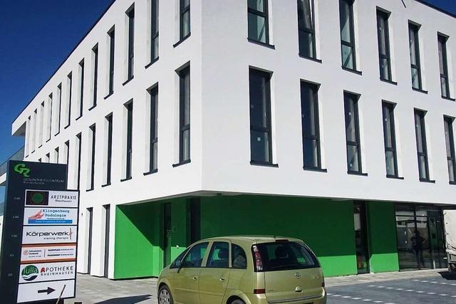Das Gesundheitszentrum in Rheinhausen füllt sich